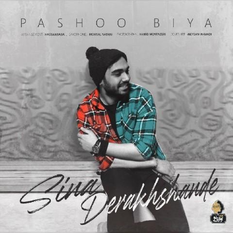 دانلود آهنگ جدید سینا درخشنده به نام پاشو بیا